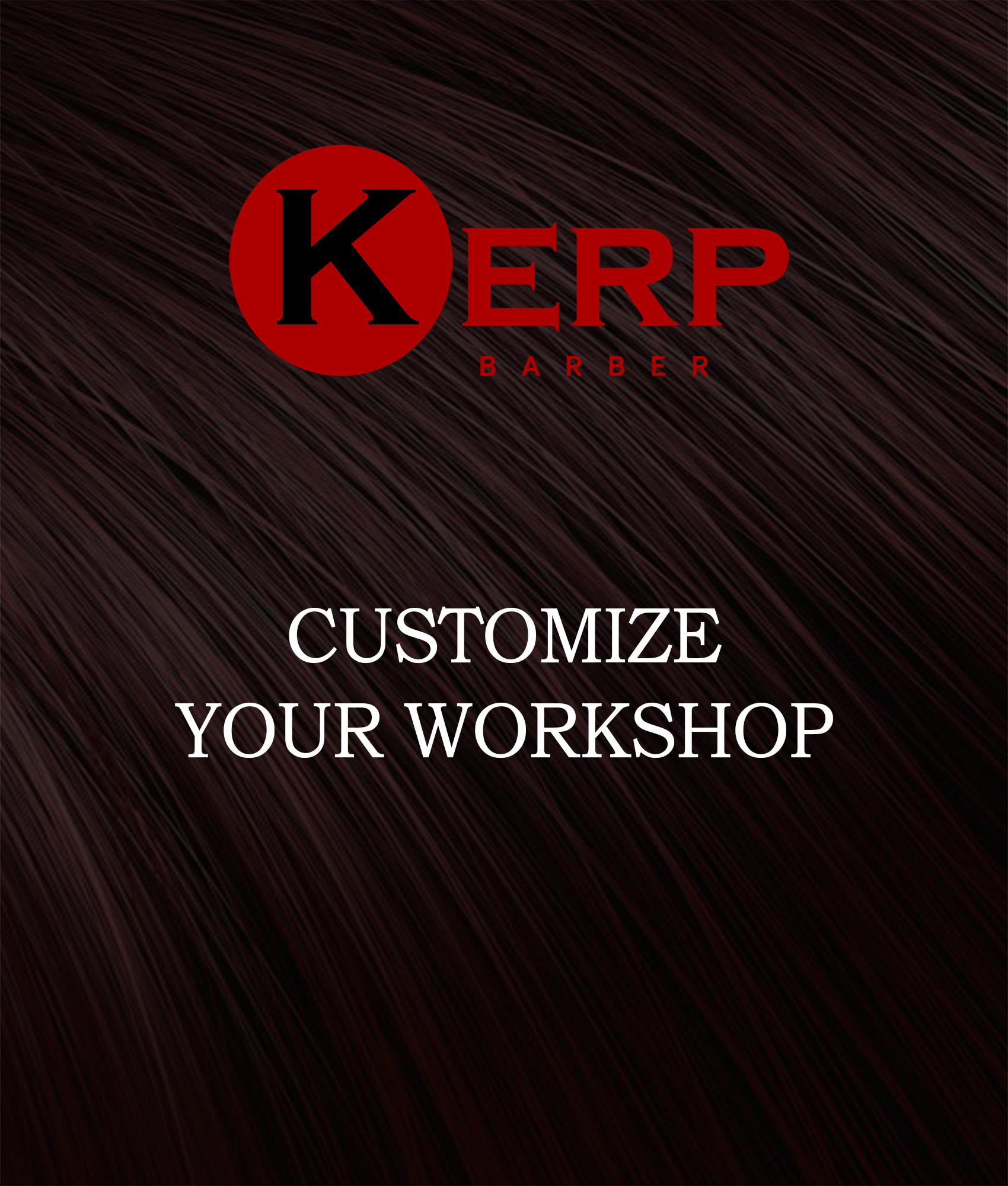 Customize your workshop banner